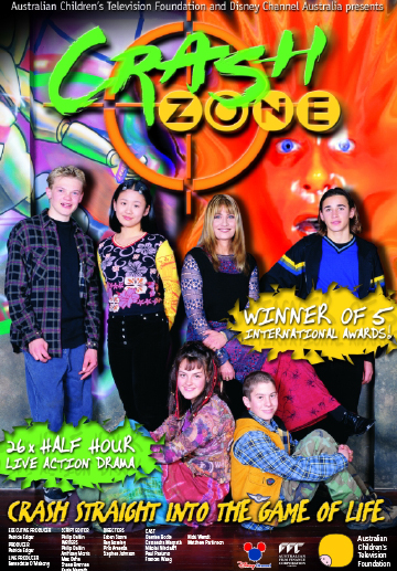 Crash Zone - Series 1 - Digital Download (HD)*