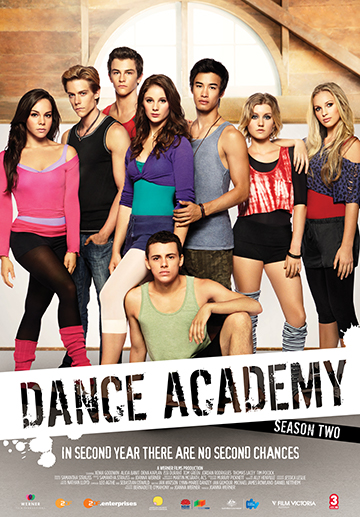 Dance Academy - Series 2 - Digital Download