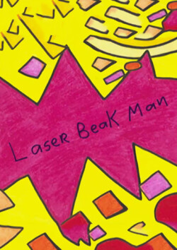 Laser Beak Man - Digital Download
