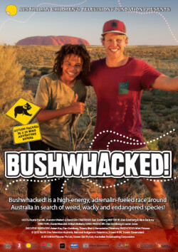 Bushwhacked! - Series 2 - Digital Download