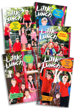 Little Lunch: The Complete Book Pack