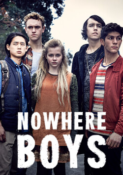 Nowhere Boys: The Book of Shadows - Digital Download