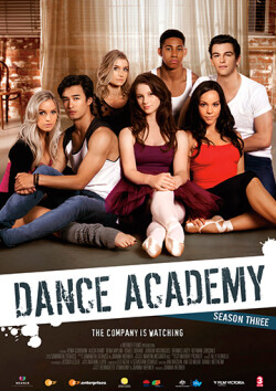 Dance Academy - Series 3 - Digital Download (HD)