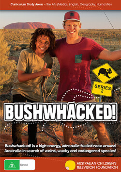 Bushwhacked! - Series 2 - DVD