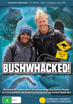 Bushwhacked! - Series 1 - Digital Download