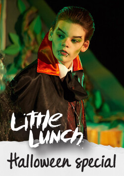 Little Lunch (Special): The Halloween Horror Story - Digital Download