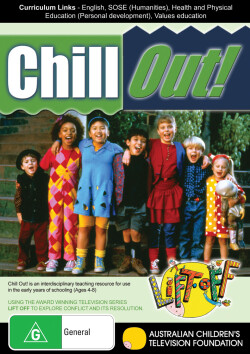 Chill Out! plus Teachers' Guide - DVD