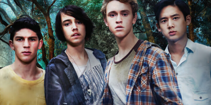 Nowhere Boys - Study Kit: Episodes 1-6
