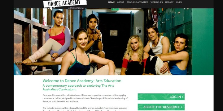 Dance Academy - Arts Education