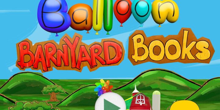 Balloon Barnyard Books App